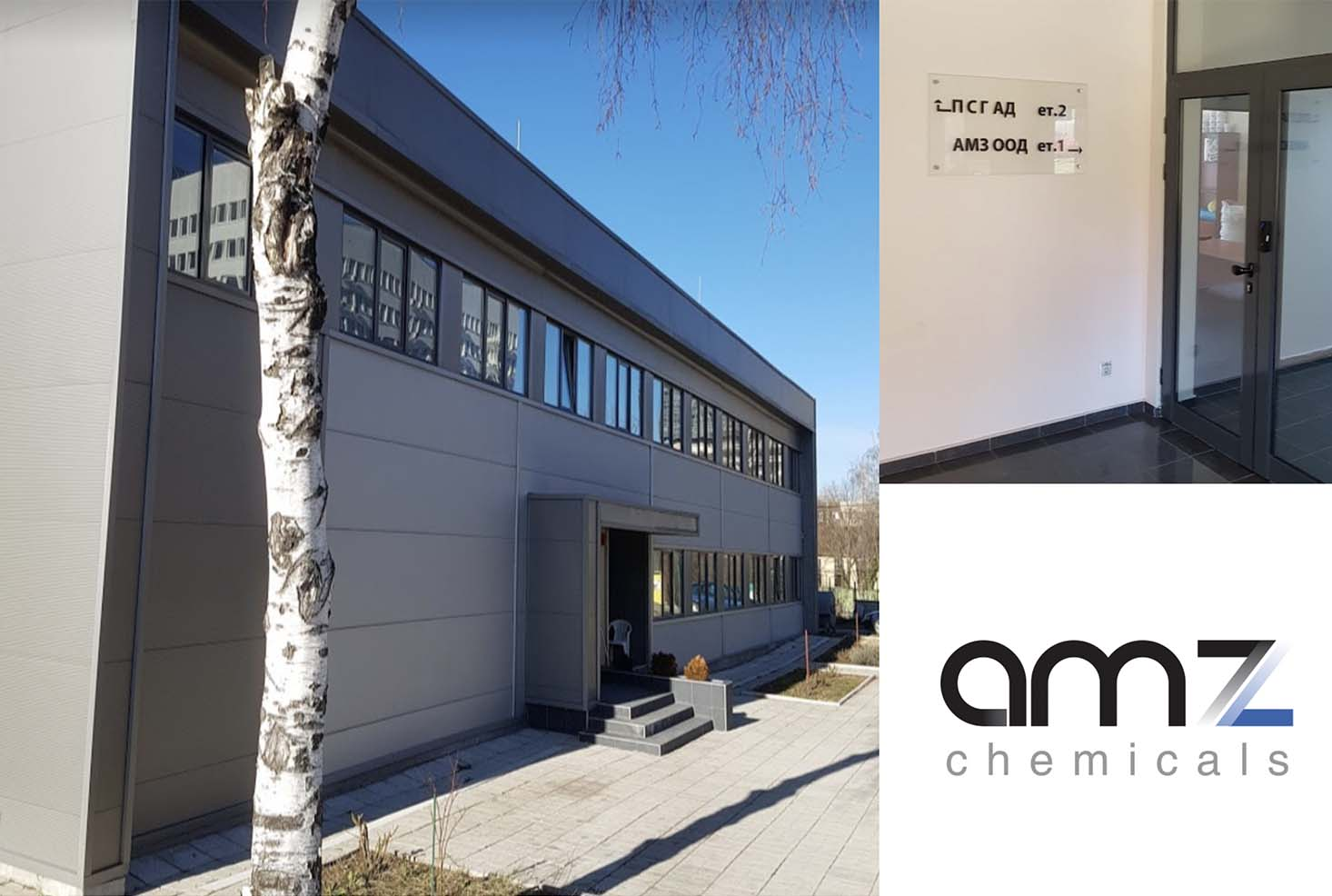 AMZ IS MOVING TO A NEW LOCATION